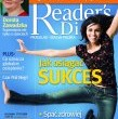 Maria Nowak Europejką Roku Reader?s Digest 2008
